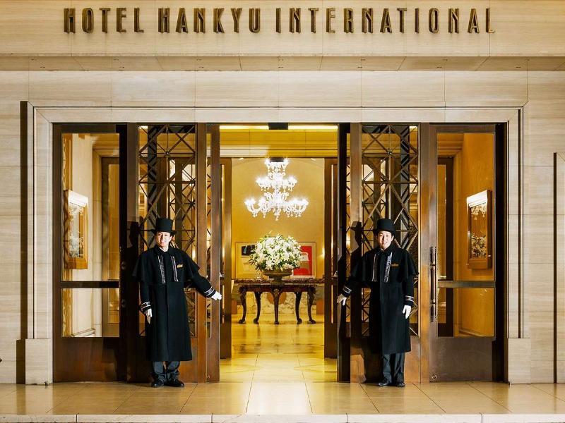 General view Hotel Hankyu International