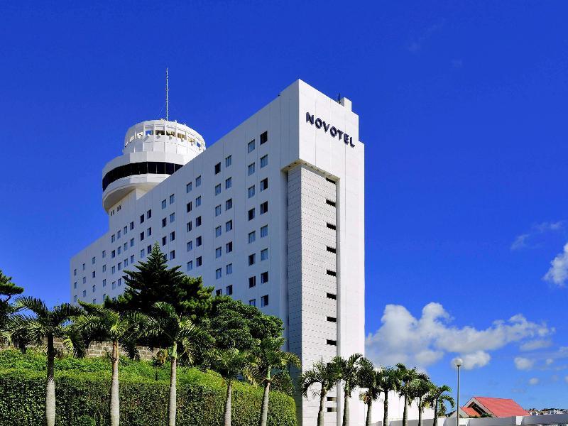 General view Novotel Okinawa Naha
