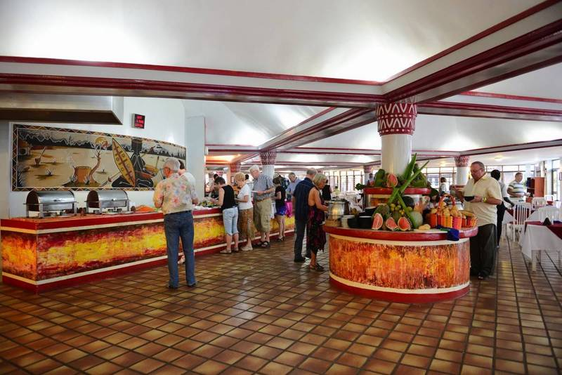Restaurant Laico Ouaga 2000