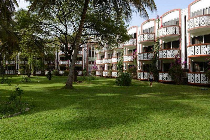 Terrace Laico Ouaga 2000