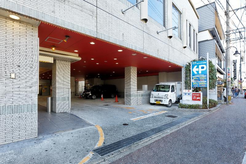 General view Hakata Nakasu Washington Hotel Plaza