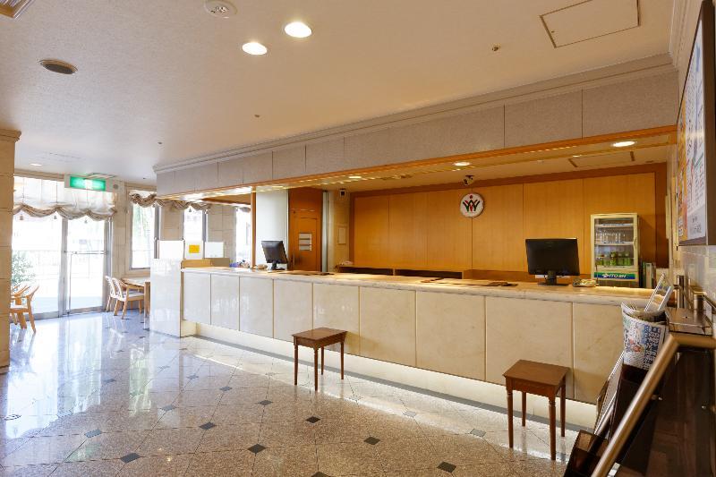Lobby Hakata Nakasu Washington Hotel Plaza