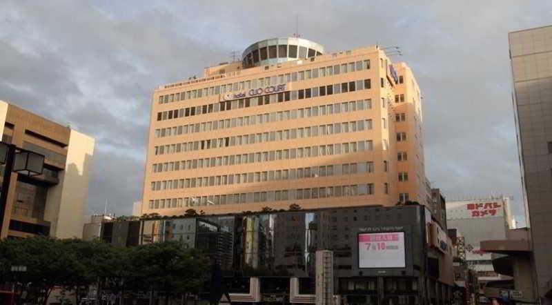 General view Hotel Clio Court Hakata
