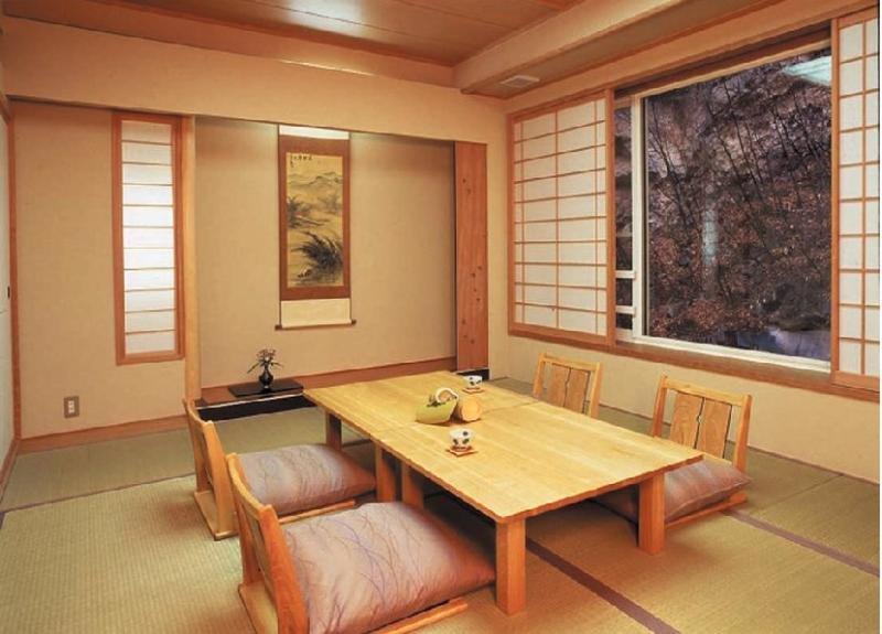 General view Yokoya Onsen Ryokan