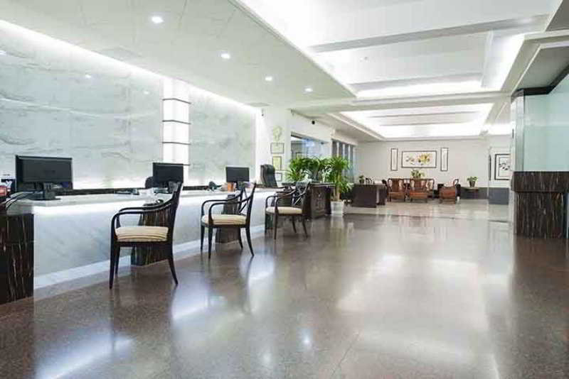 Lobby Best Hotel Kaohsiung