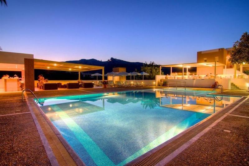 Pool Xidas Garden