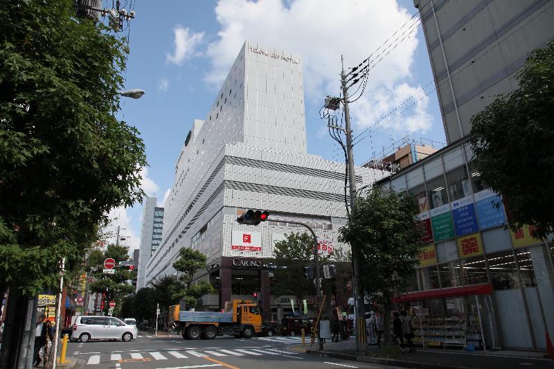 General view Shin Osaka Esaka Tokyu Rei Hotel