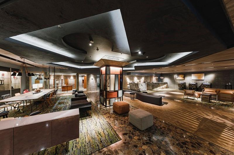 Lobby Shin Osaka Esaka Tokyu Rei Hotel