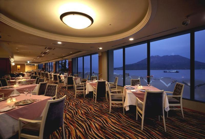 General view Kagoshima Sun Royal Hotel