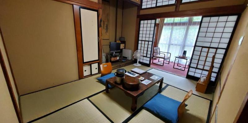 General view Sukayu Onsen Ryokan