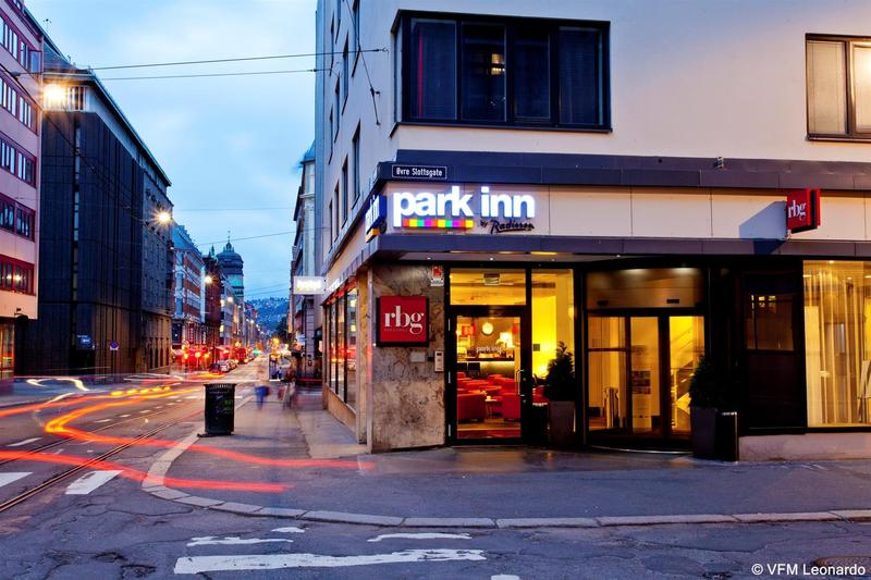 General view Park Inn Oslo