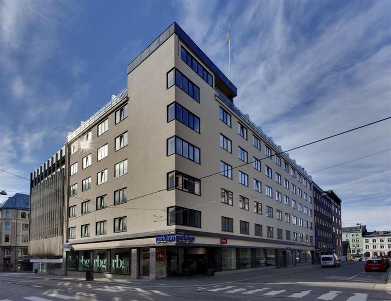 General view Park Inn Oslo