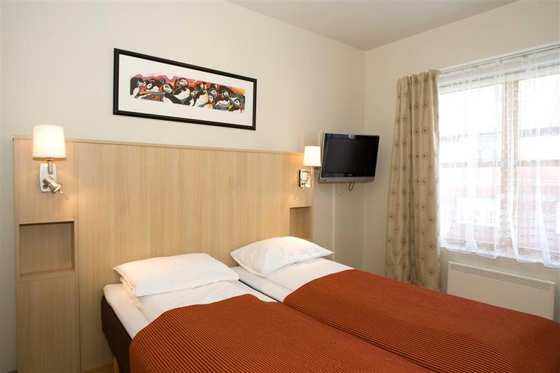 Best Western Svolvaer Hotel - Room - 1
