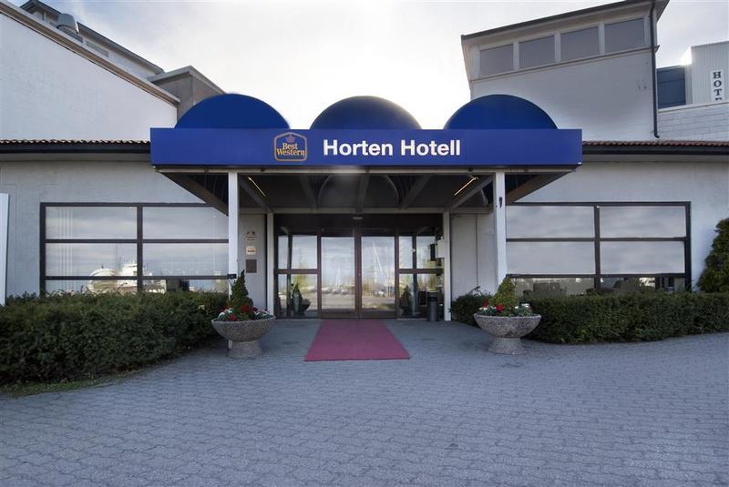 General view Best Western Horten Hotell