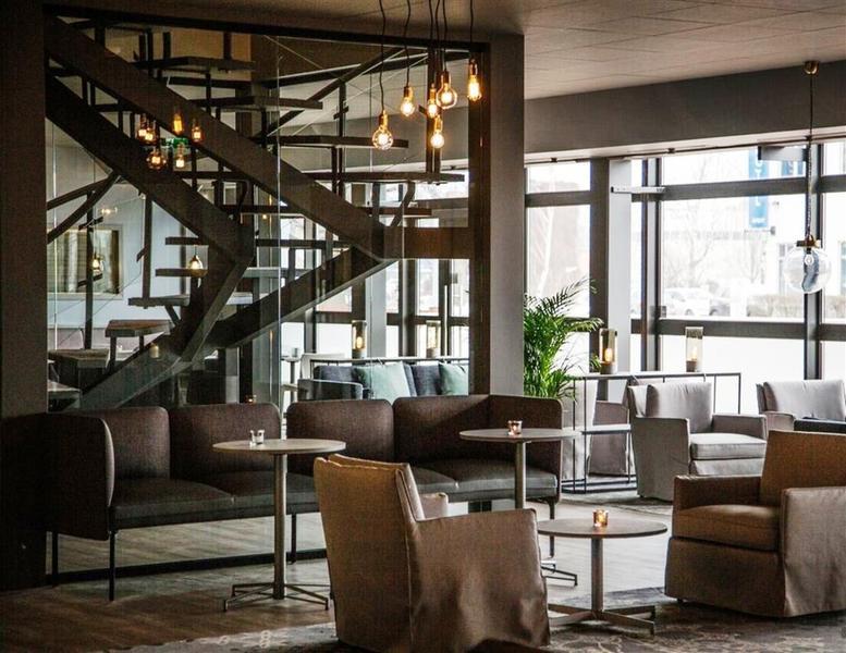Lobby Best Western Horten Hotell