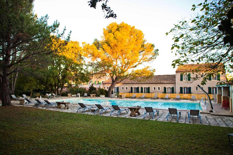Pool Best Western Le Val Majour