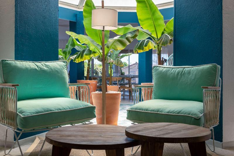 Lobby Best Western Hotel Paradou Mediterranee