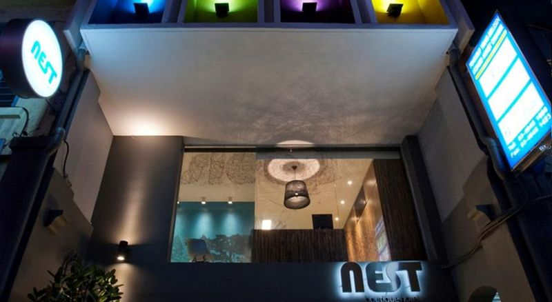 General view Nest Boutique Hotel