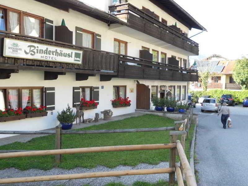 Берхтесгаден - Hotel Binderhusl