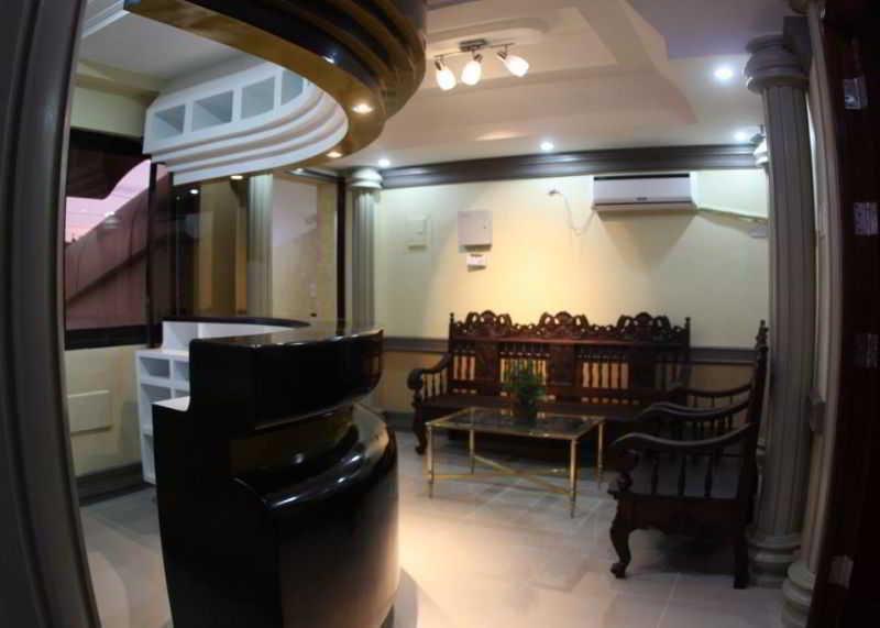 Lobby Ascendo Suites