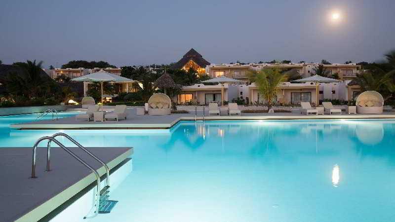 Pool Gold Zanzibar Beach House & Spa