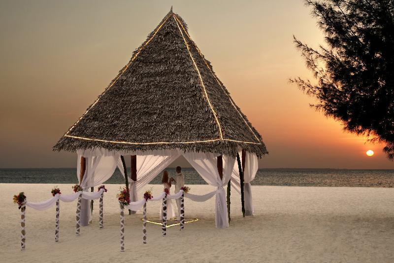 Restaurant Gold Zanzibar Beach House & Spa