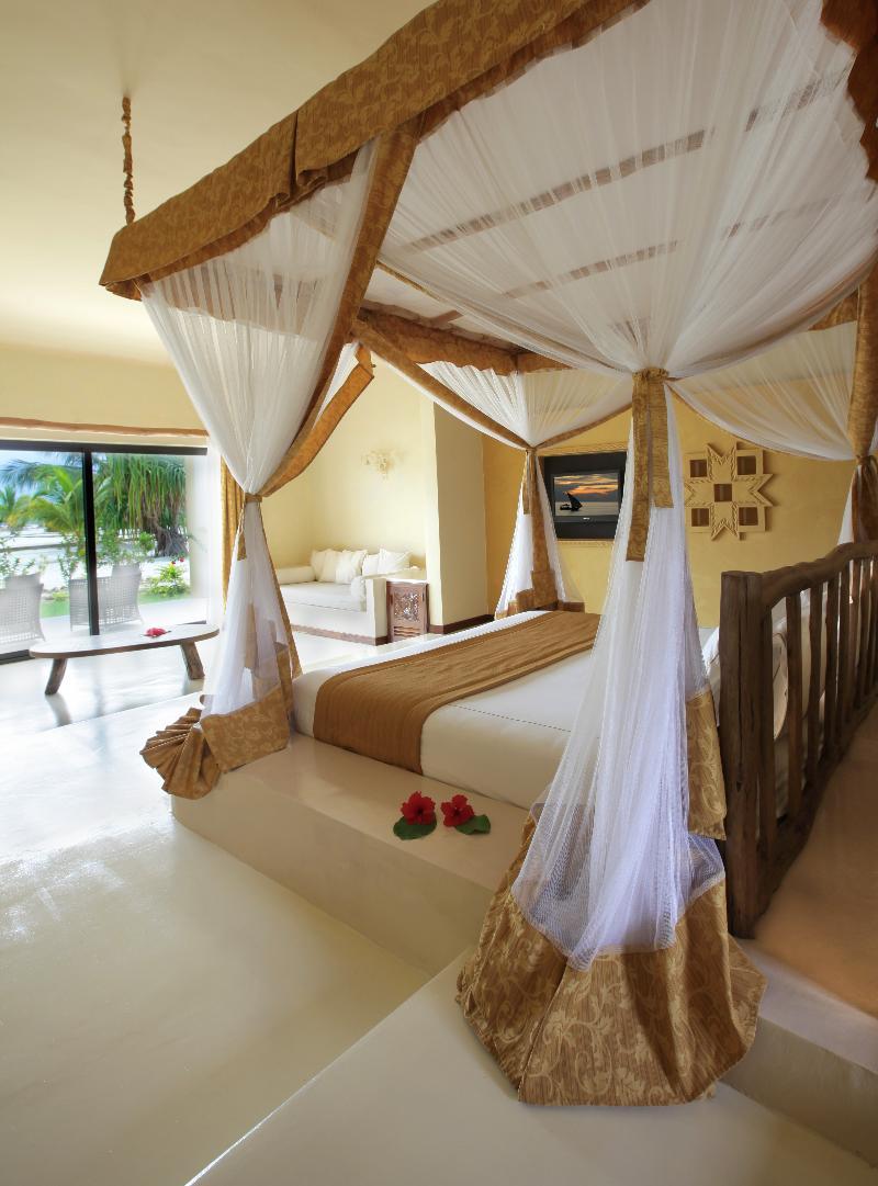 Room Gold Zanzibar Beach House & Spa