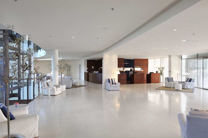 Lobby Falkensteiner Hotel Spa Iadera