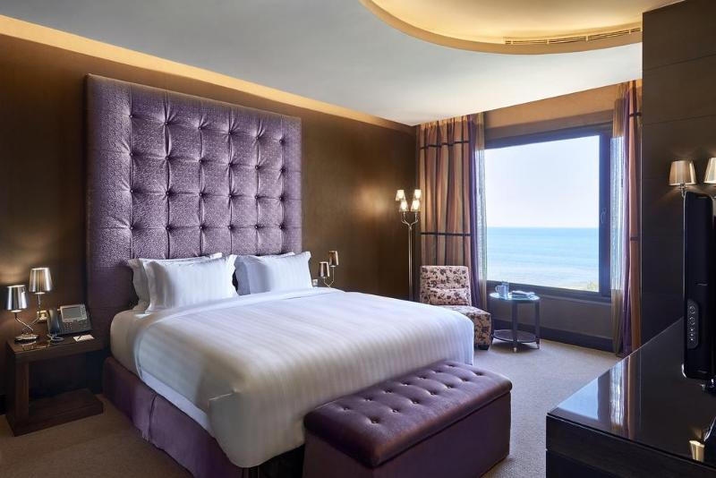 Double Or Twin Executive Sea View