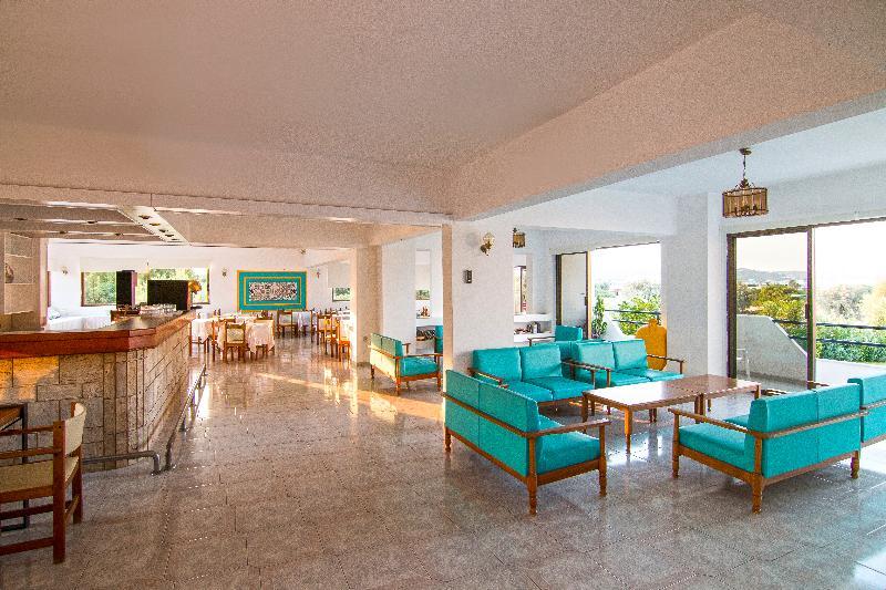 Lobby Hercules Hotel