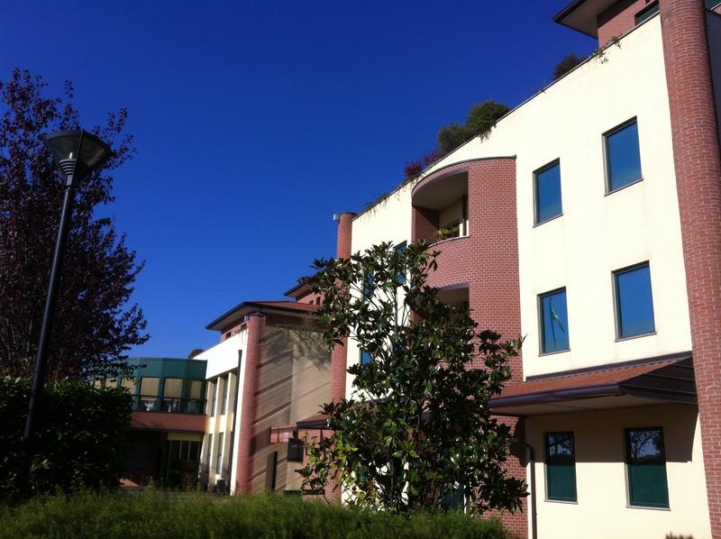 General view Pioppeto Saronno