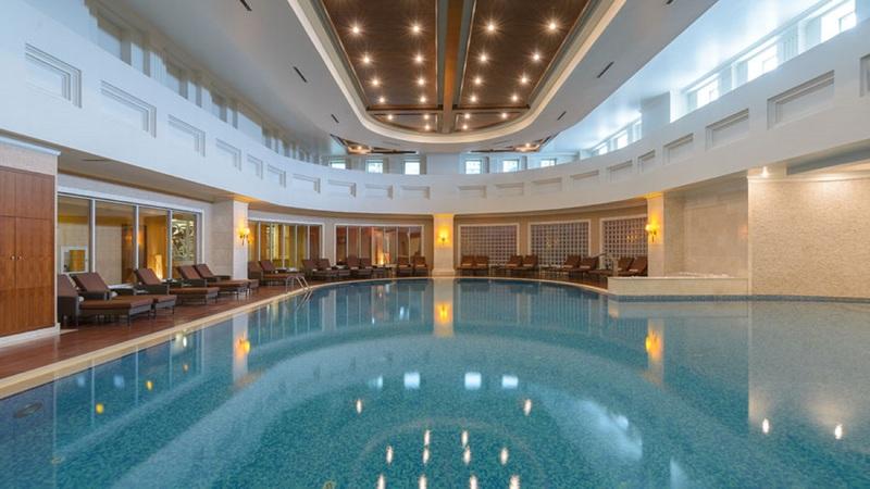Pool Rixos President Astana