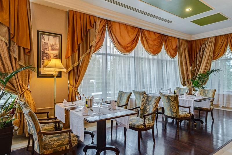 Restaurant Rixos President Astana