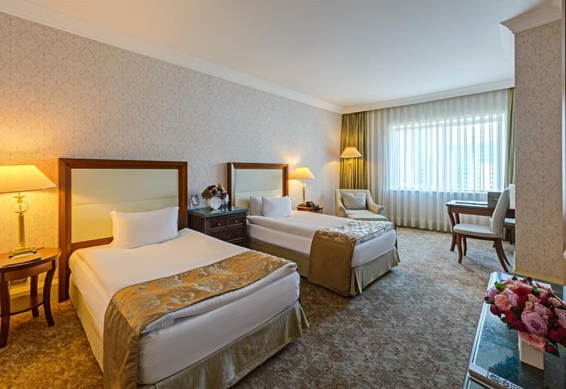 Room Rixos President Astana
