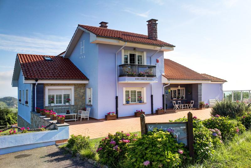 imagen de hotel Mirador Del Sella