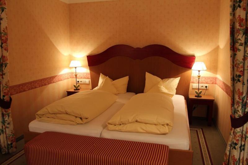 General view Landidyll Hotel Zum Kreuz