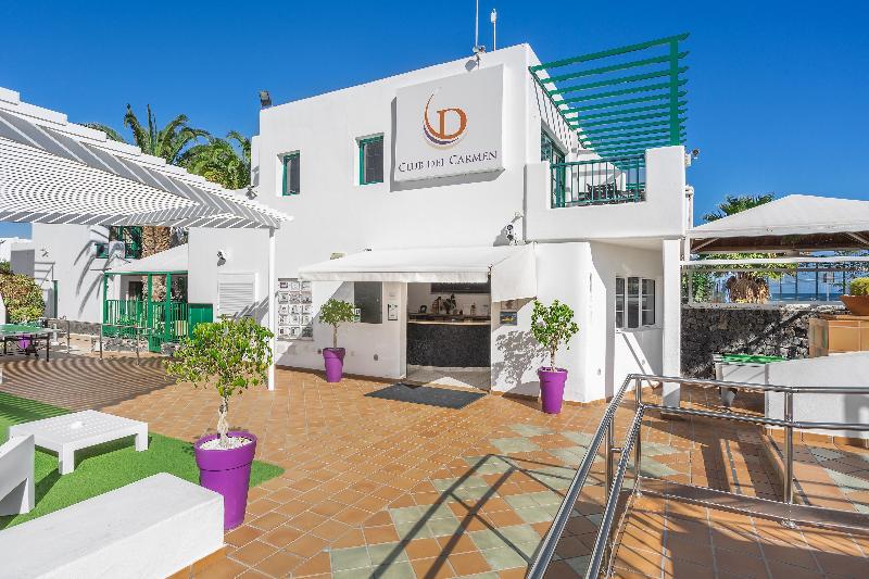 Lobby Club Del Carmen By Diamond Resorts