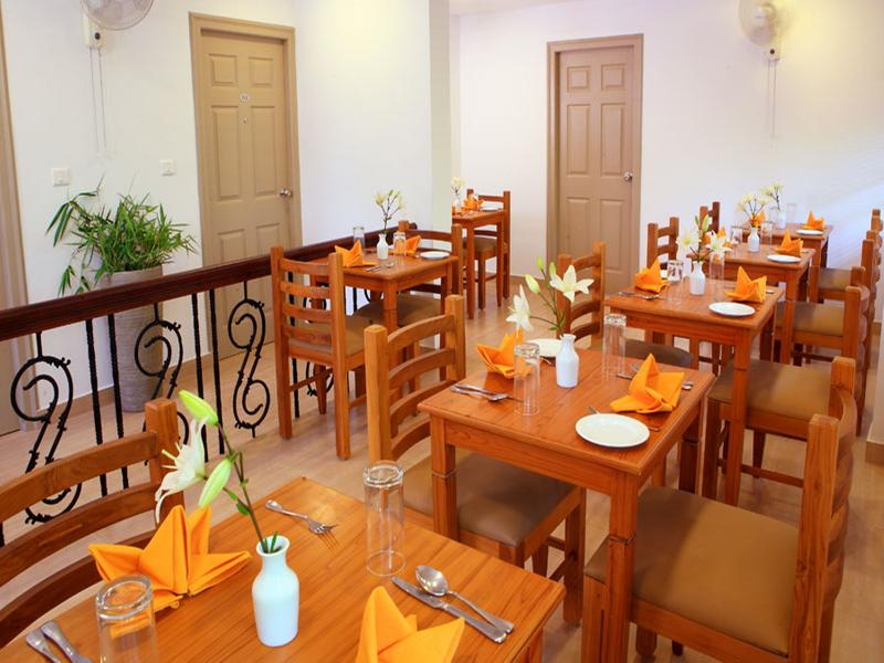 Restaurant Abad Pepper Route, Fort Cochin