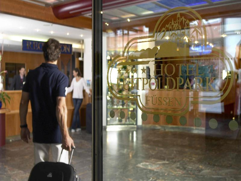 Luitpoldpark Hotel