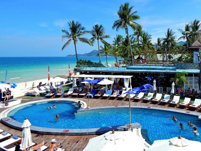 General view Kc Beach Club & Pool Villas