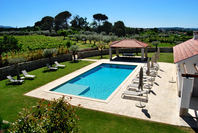 Pool Madre De Agua Hotel Rural