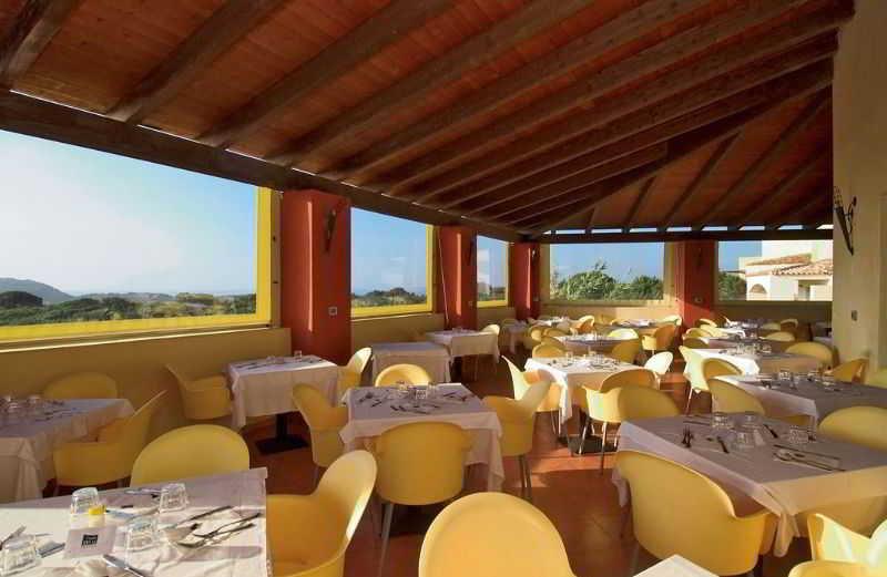Restaurant Club Alba Di Luna Hotel