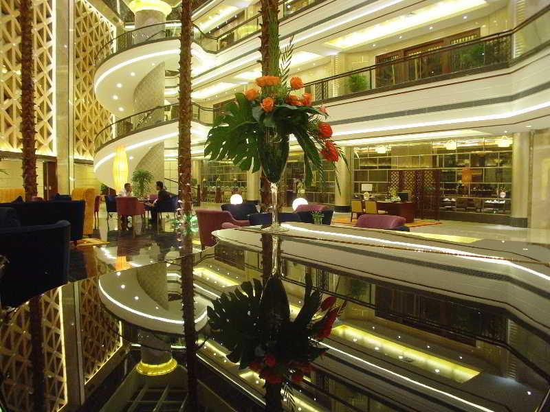 Lobby Tianheng International Hotel Yiwu