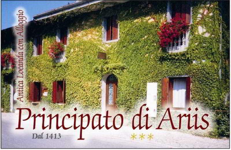 General view Principato Di Ariis