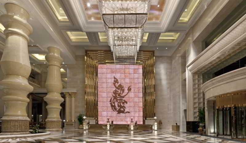 Lobby Sheraton Chongqing Hotel