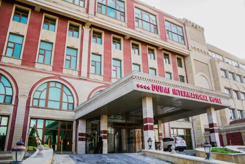 Баку - Monolit Plaza Hotel