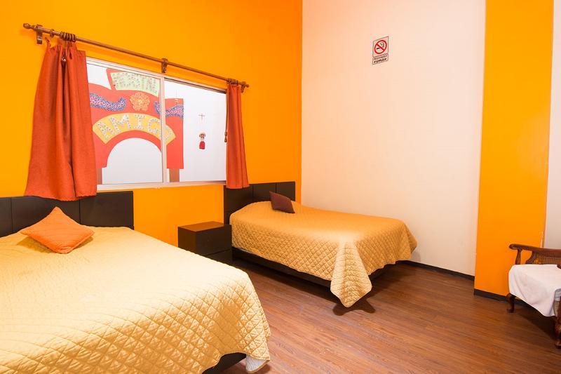 Room Hostel Amigo
