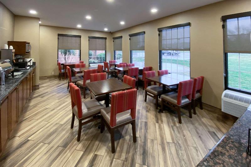 Restaurant Comfort Inn Virginia Horse Center