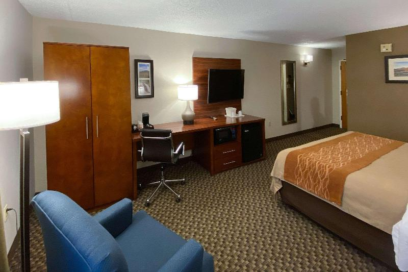 Room Comfort Inn Virginia Horse Center