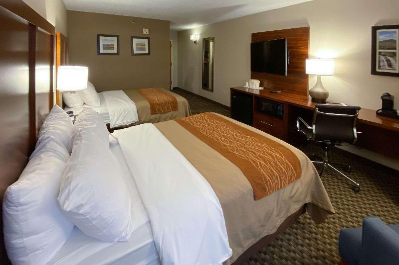 Room Comfort Inn Virginia Horse Center